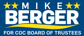Mike Berger for COC